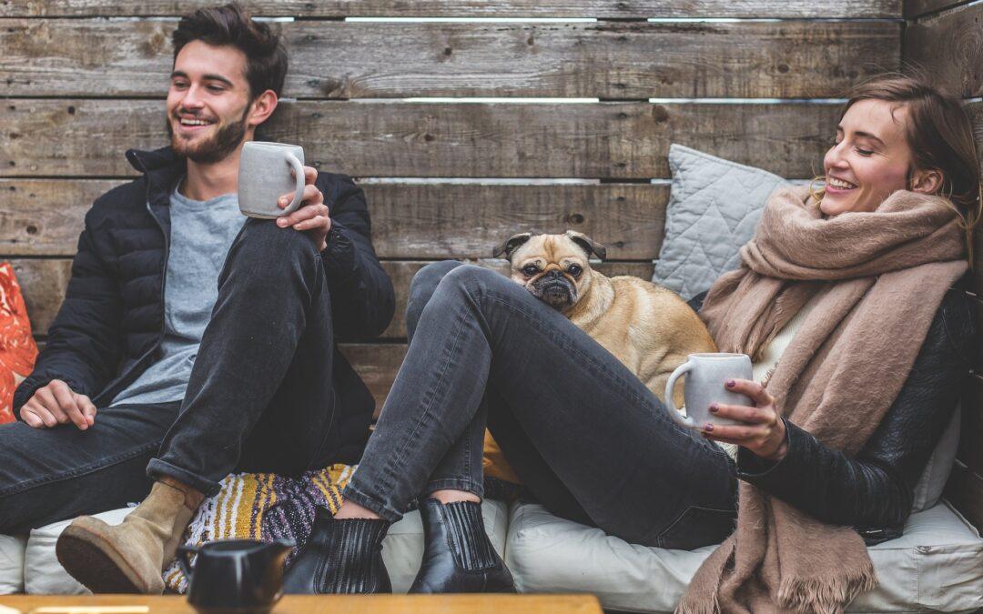 Den gode kop kaffe lægger op til kreativitet og fordybelse