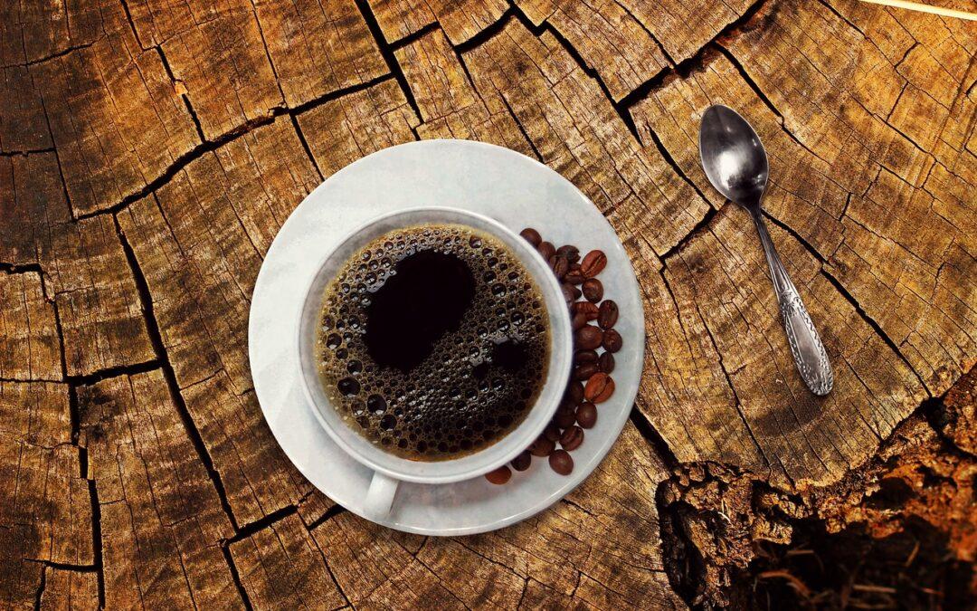Kan du heller ikke komme i gang uden en kop god kaffe?
