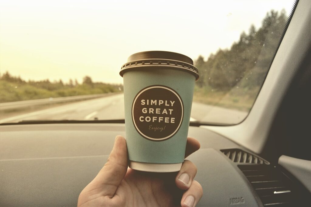 Kaffe på farten
