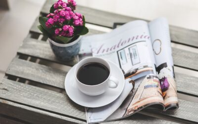 Drik kaffen i rare omgivelser