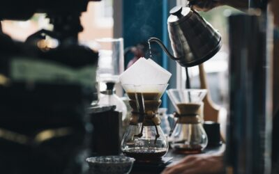 Styr på din kaffestation?