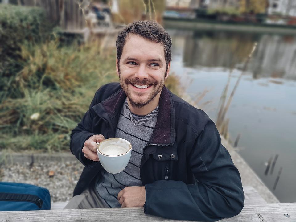 kaffe i naturen