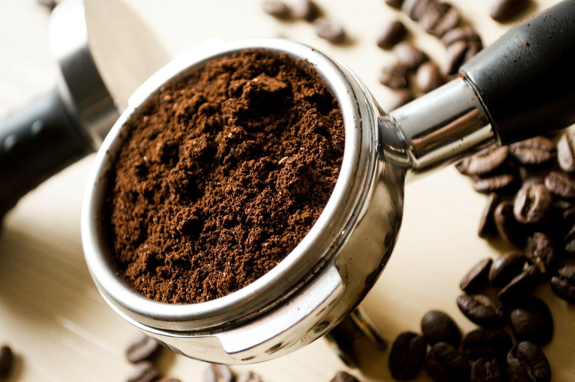 kaffepulver