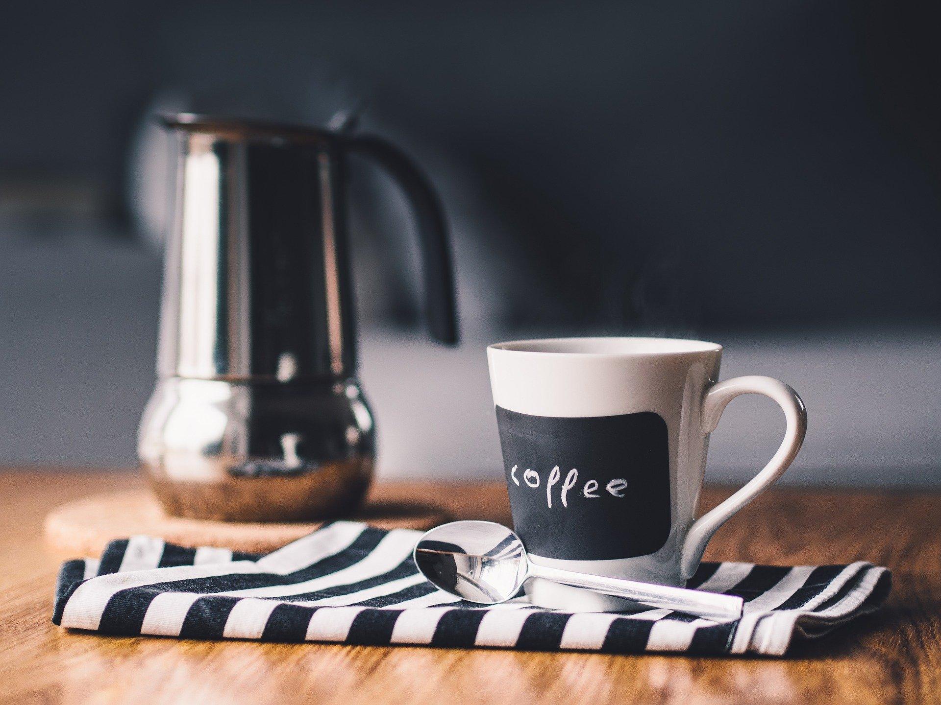 Kaffe om morgenen
