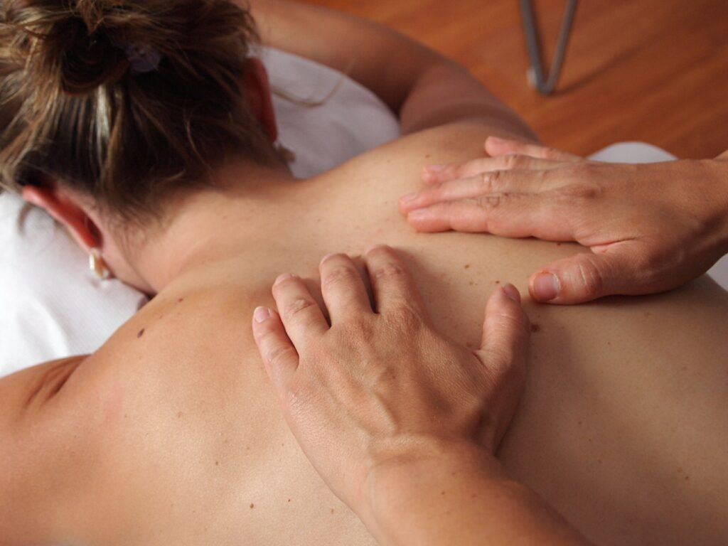 Massage-fysioterapi