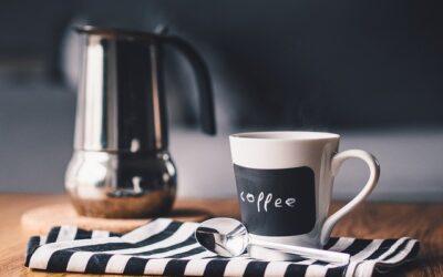 Nyd din kaffe uden forstyrrelser