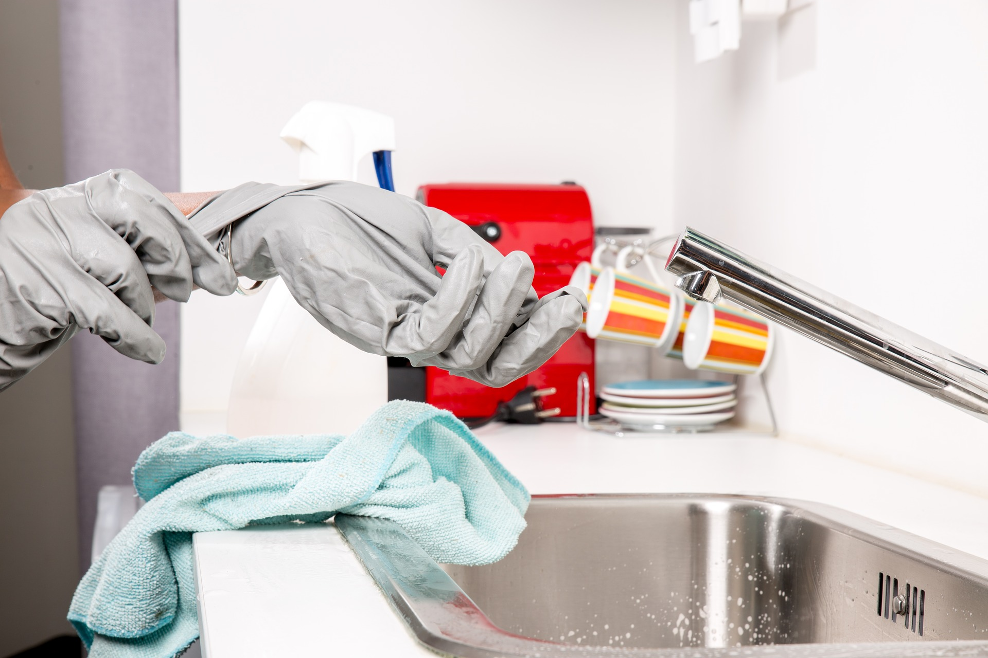 rengøringsremedier